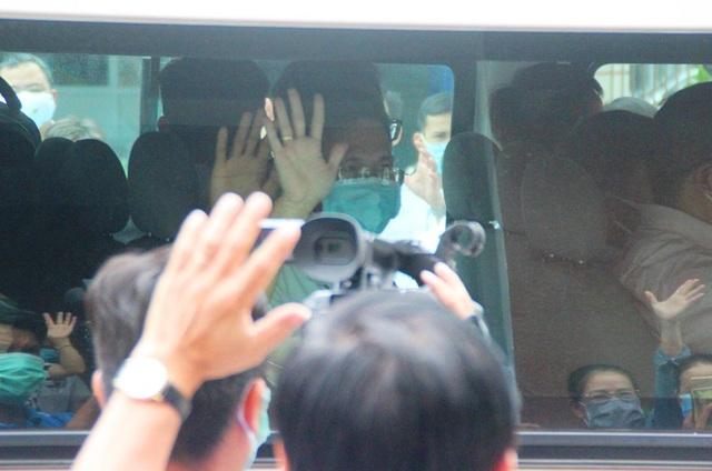 Nhiều địa phương tiếp tục chi viện Đà Nẵng, Quảng Nam chống dịch Covid-19 - 4