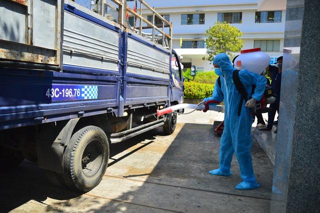 Ngày đầu Bệnh viện C Đà Nẵng mở cửa tiếp nhận bệnh nhân sau phong tỏa - 4