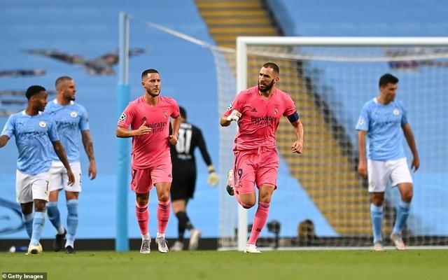 Hạ gục Real Madrid, Man City tiến vào tứ kết Champions League - 8
