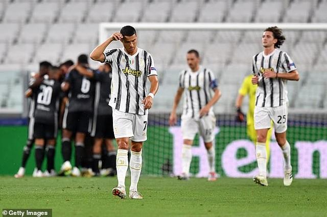 C.Ronaldo lập kỷ lục đáng nể trong ngày buồn của Juventus - 1