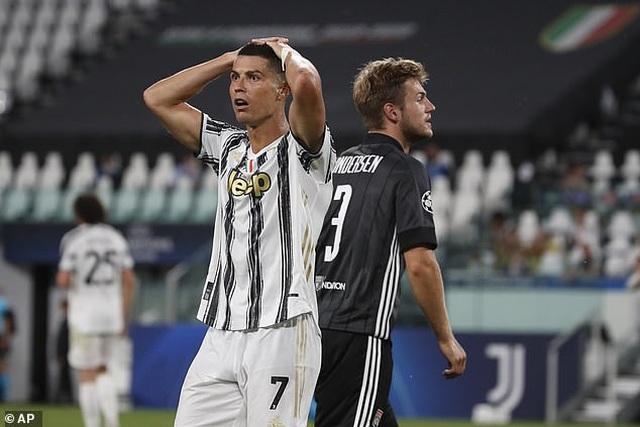 C.Ronaldo lập kỷ lục đáng nể trong ngày buồn của Juventus - 2