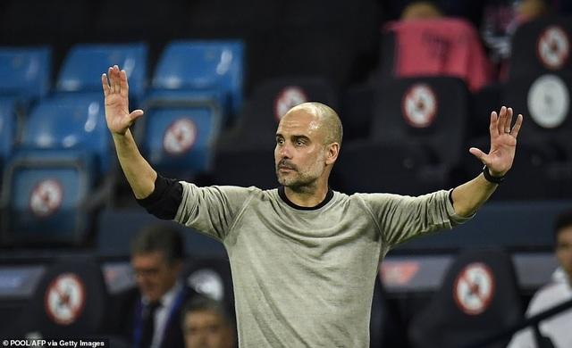 Hạ gục Real Madrid, Man City tiến vào tứ kết Champions League - 2