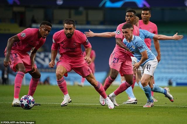Hạ gục Real Madrid, Man City tiến vào tứ kết Champions League - 5