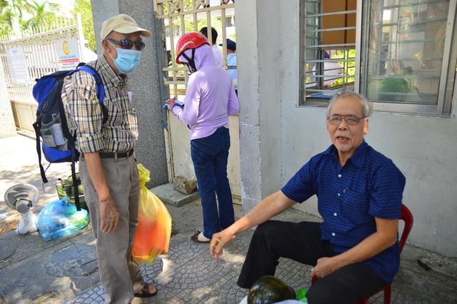 Ngày đầu Bệnh viện C Đà Nẵng mở cửa tiếp nhận bệnh nhân sau phong tỏa - 8