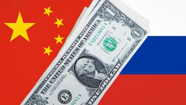 """Trung Quốc và Nga tiến tới liên minh tài chính """"hạ bệ"""" đồng USD - 1"""