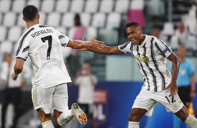 C.Ronaldo lập cú đúp, Juventus vẫn ngậm ngùi chia tay Champions League - 6