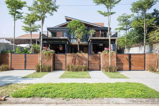 Đôi bạn thân mua đất, xây biệt thự cạnh nhau để sống đến cuối đời ở Đà Nẵng - 2