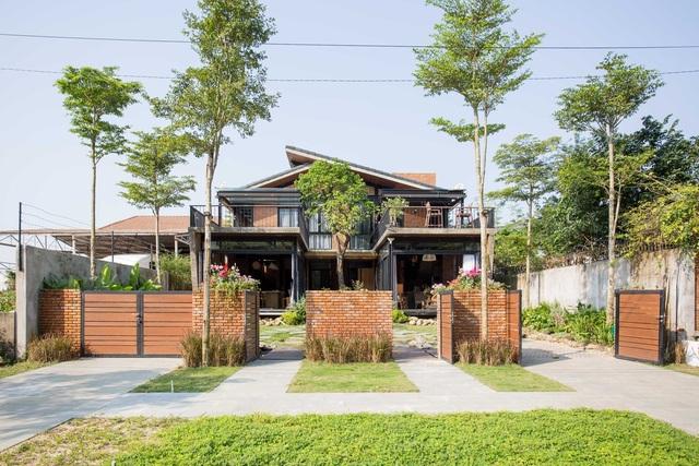 Đôi bạn thân mua đất, xây biệt thự cạnh nhau để sống đến cuối đời ở Đà Nẵng - 3