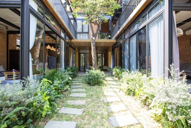 Đôi bạn thân mua đất, xây biệt thự cạnh nhau để sống đến cuối đời ở Đà Nẵng - 5