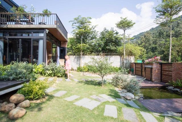 Đôi bạn thân mua đất, xây biệt thự cạnh nhau để sống đến cuối đời ở Đà Nẵng - 6