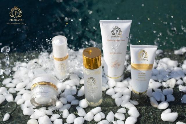 Bộ sản phẩm chăm sóc sắc đẹp Prodays chính thức ra mắt người tiêu dùng toàn quốc - 3