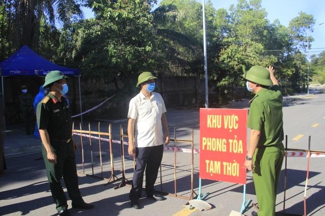 """3 khu vực """"nội bất xuất, ngoại bất nhập"""" phòng dịch Covid-19 ở Quảng Trị"""