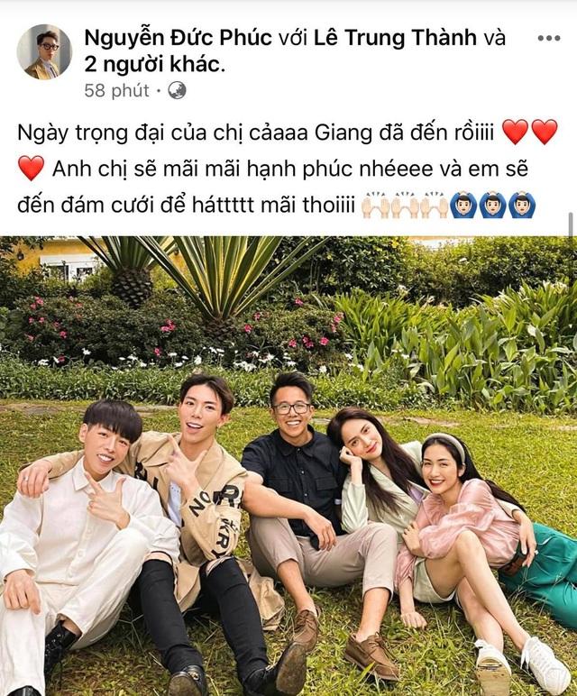 """Hương Giang hẹn hò cùng chàng trai cô """"tìm thấy"""" ở Người ấy là ai - 9"""