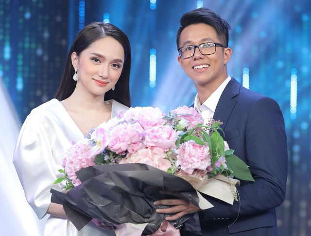 """Hương Giang hẹn hò cùng chàng trai cô """"tìm thấy"""" ở Người ấy là ai - 5"""
