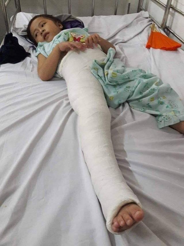 Xót thương bé gái xinh xắn 6 năm trời lấy viện làm nhà vì bệnh hiểm nghèo - 7