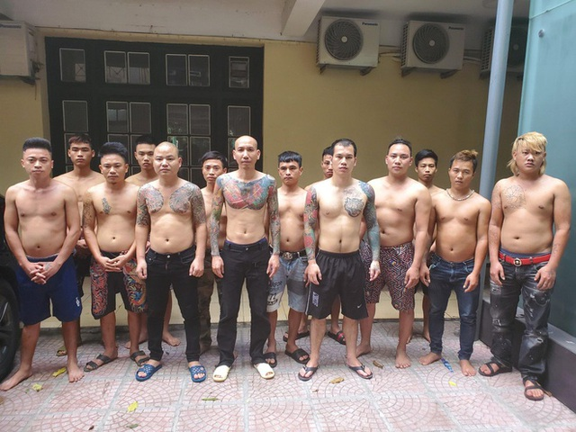 Cục Cảnh sát Hình sự triệu tập hàng chục đàn em của Phú Lê - 1