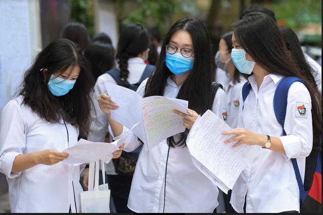 Bộ Giáo dục- Đào tạo công bố đáp án các môn thi tốt nghiệp THPT 2020 - 1