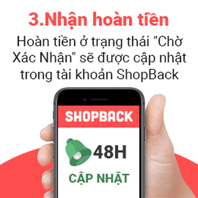 ShopBack - Một trong những giải pháp mua sắm thông minh hàng đầu Châu Á có mặt ở Việt Nam - 3