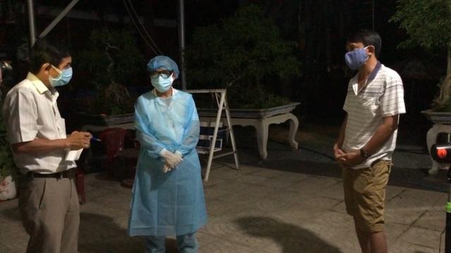 Quảng Ngãi:  Xuyên đêm truy vết F1 bệnh nhân 787 - 1
