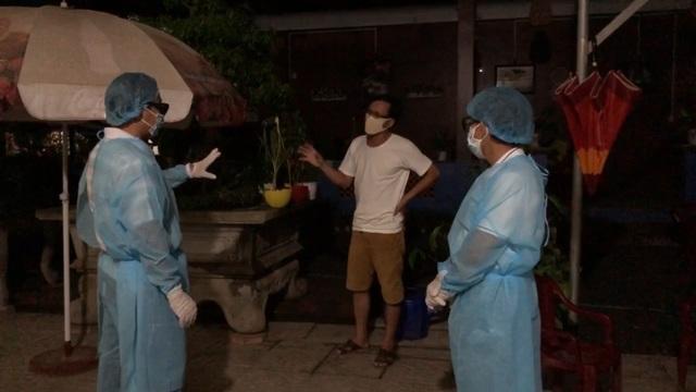 Quảng Ngãi:  Xuyên đêm truy vết F1 bệnh nhân 787 - 2