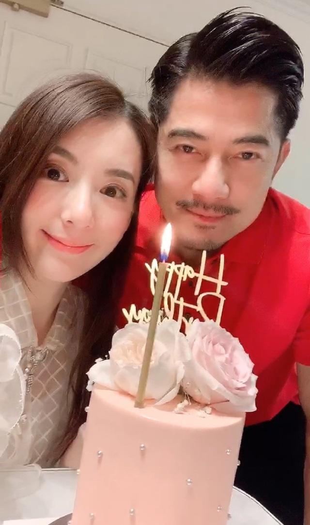 Vợ chồng Quách Phú Thành khoe ảnh ngọt ngào giữa tin đồn rạn nứt - 4