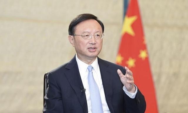 """Nhà ngoại giao hàng đầu Trung Quốc cảnh báo """"thảm họa"""" với Mỹ - 1"""
