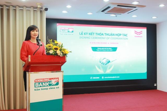Yanmar Việt Nam ký kết thoả thuận hợp tác toàn diện với ngân hàng TMCP Kiên Long - 2