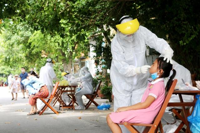 8 ca mắc Covid-19 ở Quảng Nam có hơn 300 trường hợp là F1 và F2 - 1