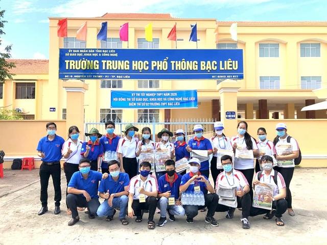 Tuổi trẻ xứ Công tử Bạc Liêu hết mình tiếp sức sĩ tử thi tốt nghiệp THPT - 11