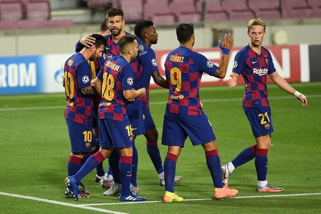 Ứng cử viên vô địch Champions League: Man City số 1, Barcelona thứ 4 - 1
