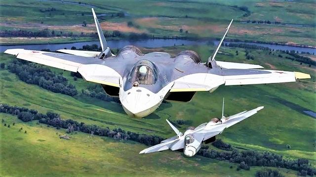 Tiết lộ mới nhất về các khả năng đặc biệt Su-57 - 2