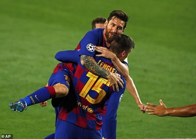 Barcelona - Bayern Munich: Cuộc chiến kinh điển - 1