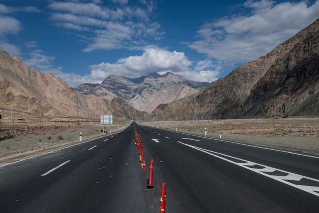 Trung Quốc - Pakistan thúc đẩy dự án trong khu vực tranh chấp với Ấn Độ - 1