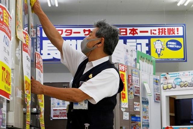 Công ty Nhật cho phép người lao động nghỉ hưu năm 80 tuổi - 1