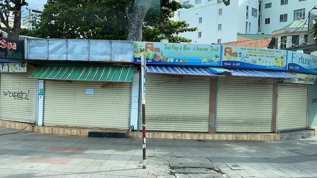 Dịch COVID-19 khiến Nha Trang đìu hiu, hàng loạt khách sạn đóng cửa - 5
