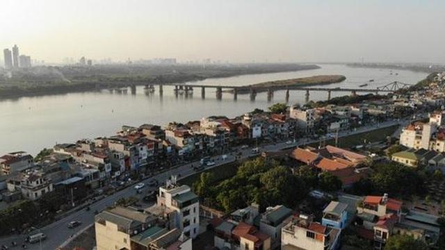 Hà Nội phát triển hai bên bờ sông Hồng - 1