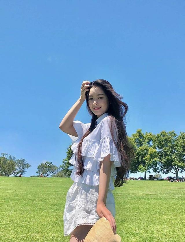 """Hot girl Việt du học Mỹ: """"Dịch bệnh, xa nhà giúp mình trưởng thành hơn"""" - 8"""
