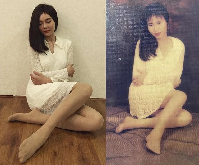 """Hari Won, Thuý Ngân, Lan Ngọc """"cosplay"""" mẹ thời trẻ - 2"""
