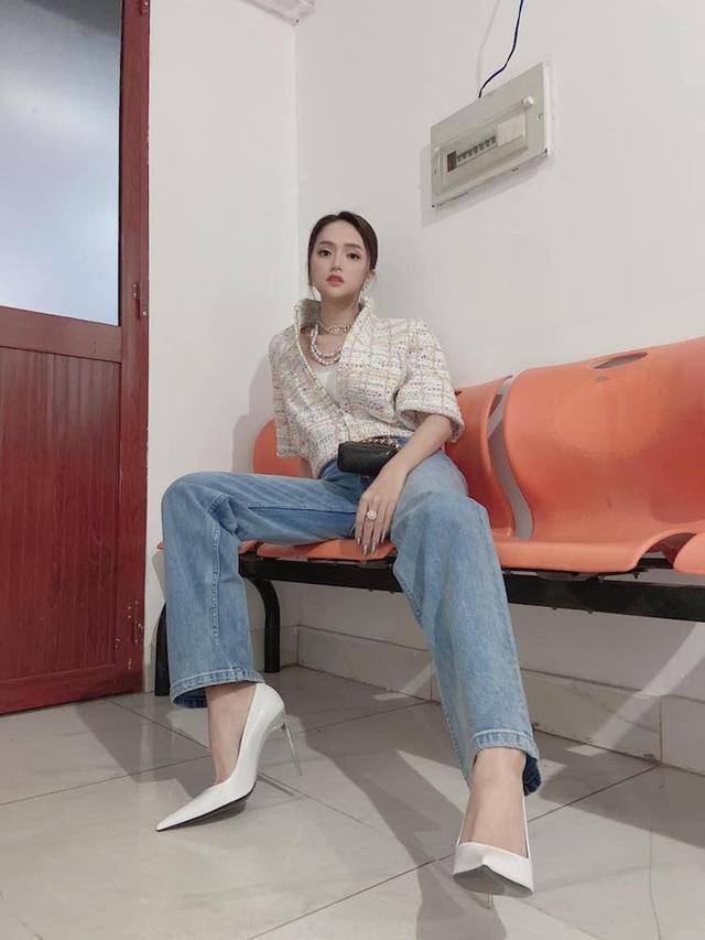 """Hari Won, Thuý Ngân, Lan Ngọc """"cosplay"""" mẹ thời trẻ - 12"""