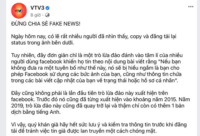 """Nhiều người tiếp tục mắc lừa trò Facebook """"công khai ảnh riêng tư"""" - 2"""