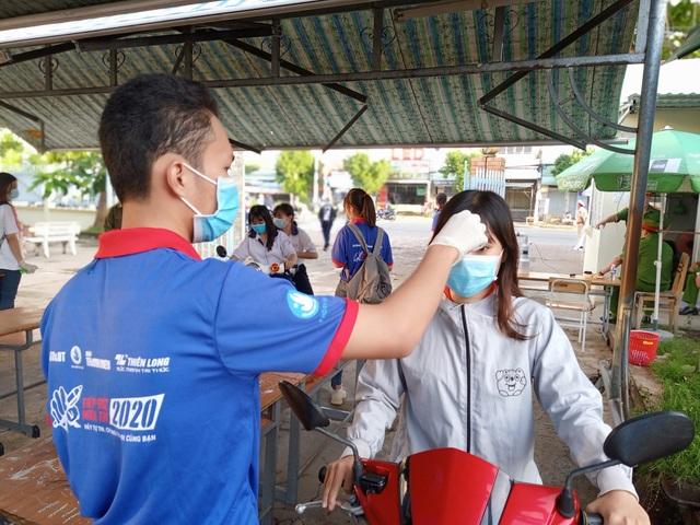 Tuổi trẻ xứ Công tử Bạc Liêu hết mình tiếp sức sĩ tử thi tốt nghiệp THPT - 2