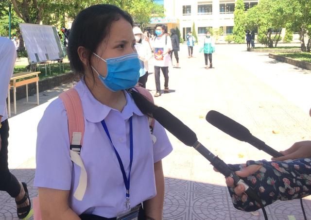 100 thí sinh người Lào dự thi tốt nghiệp THPT 2020 tại Quảng Bình - 3