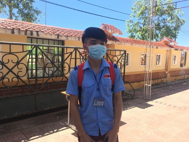 100 thí sinh người Lào dự thi tốt nghiệp THPT 2020 tại Quảng Bình - 4