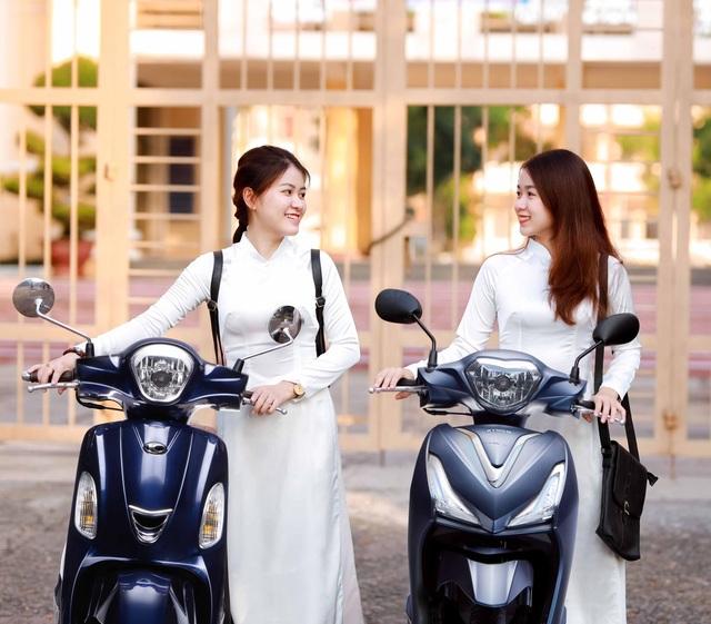 Xe máy 50cc - Lựa chọn hàng đầu của giới học sinh, sinh viên - 1