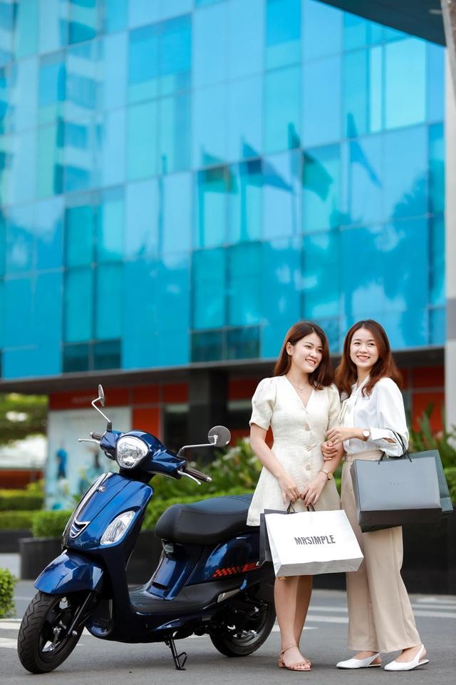 Xe máy 50cc - Lựa chọn hàng đầu của giới học sinh, sinh viên - 3