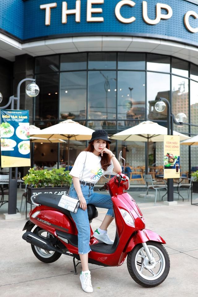 Xe máy 50cc - Lựa chọn hàng đầu của giới học sinh, sinh viên - 4