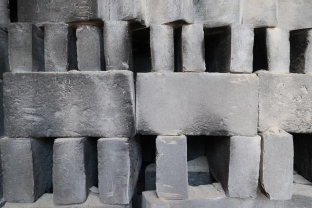 Loại gạch nào được dùng để xây Tử Cấm Thành? - 2