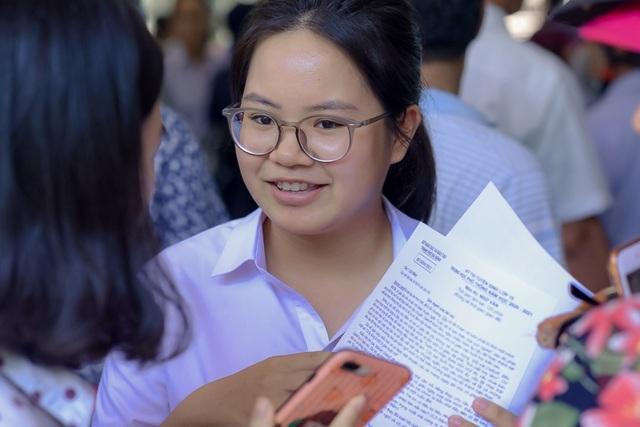 Đà Nẵng: Trường THPT nhận hồ sơ tuyển sinh lớp 10 bằng hình thức trực tuyến - 1