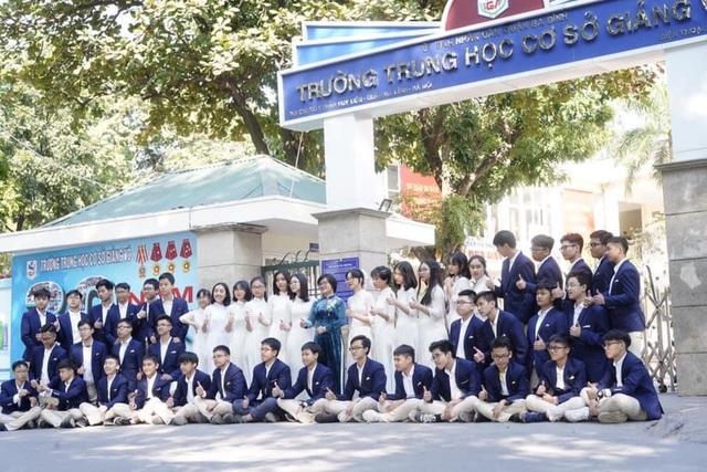 Hà Nội: Lớp học có trên 90% học sinh đỗ vào trường chuyên, lớp chuyên - 1