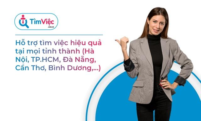 Timviec.com.vn mách bạn: Top 5 địa điểm có nhiều việc làm - 2
